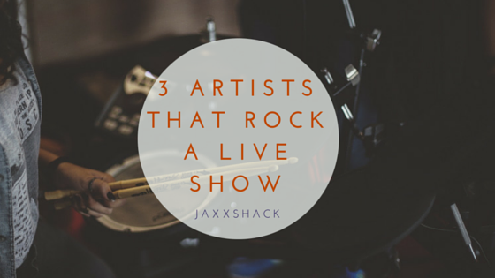 JaxxShack.com music blog artists live show