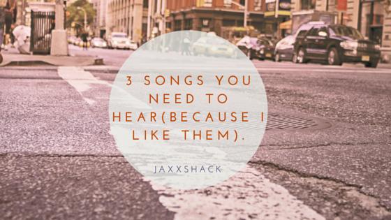 JaxxShack.com music blog songs