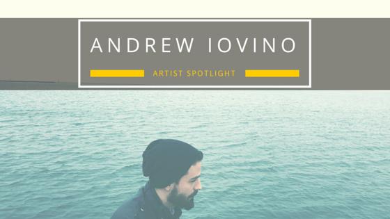 JaxxShack.com music blog Artist Spotlight Andrew Iovino