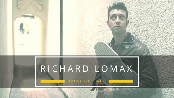 JaxxShack.com music blog Artist Spotlight Richard Lomax