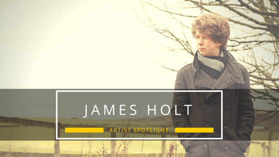 JaxxShack.com music blog Artist Spotlight James Holt