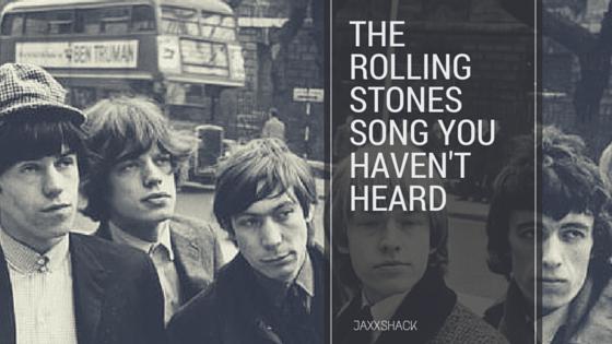 JaxxShack.com music blog rolling stones