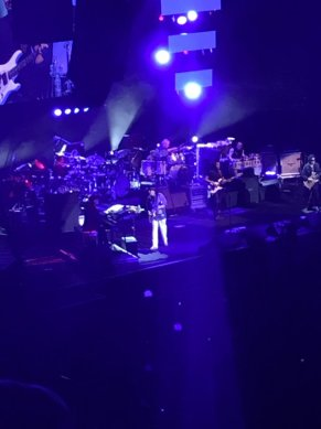 jaxxshack.com Santana Concert Review