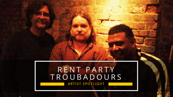 JaxxShack.com Music Blog Artist Spotlight Rent Party Troubadours