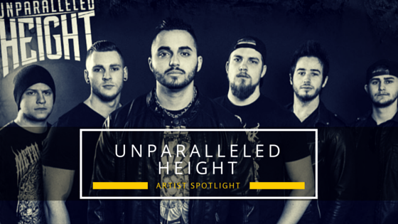JaxxShack.com Music Blog Artist Spotlight Unparalleled Height
