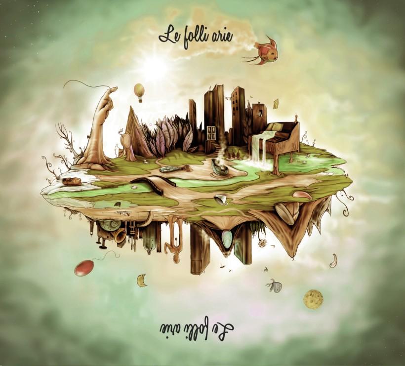 Le Folli Arie on JaxxShack music blog new artists