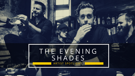 The Evening Shades JaxxShack Music Blog Artist Spotlight
