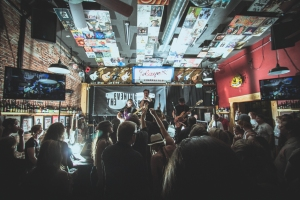 The Evening Shades JaxxShack Music Blog