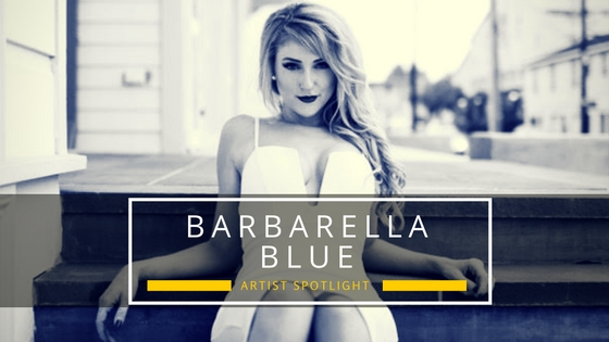 Barbarella Blue JaxxShack Music Blog